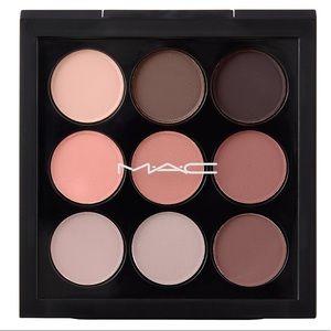 Mac x 9 Dusky Rose Eyeshadow Palette 🌹